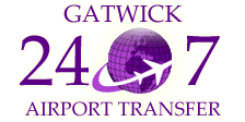 London Gatwick Transfers – Gatwick Shuttles