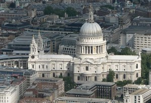 Taxi Transfer to St Paul's Cathedral
