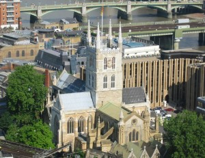 Gatwick Taxi Transfer to Southwark