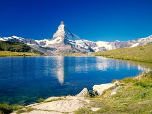 7. Matterhorn - Switzerland and Italy