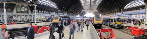 Gatwick Taxi to London Paddington Station