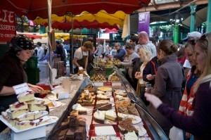 Famous Markets in London