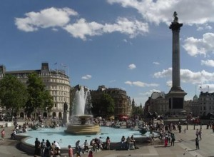 Taxi Transfer to Trafalgar Square