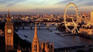 1. London - UK