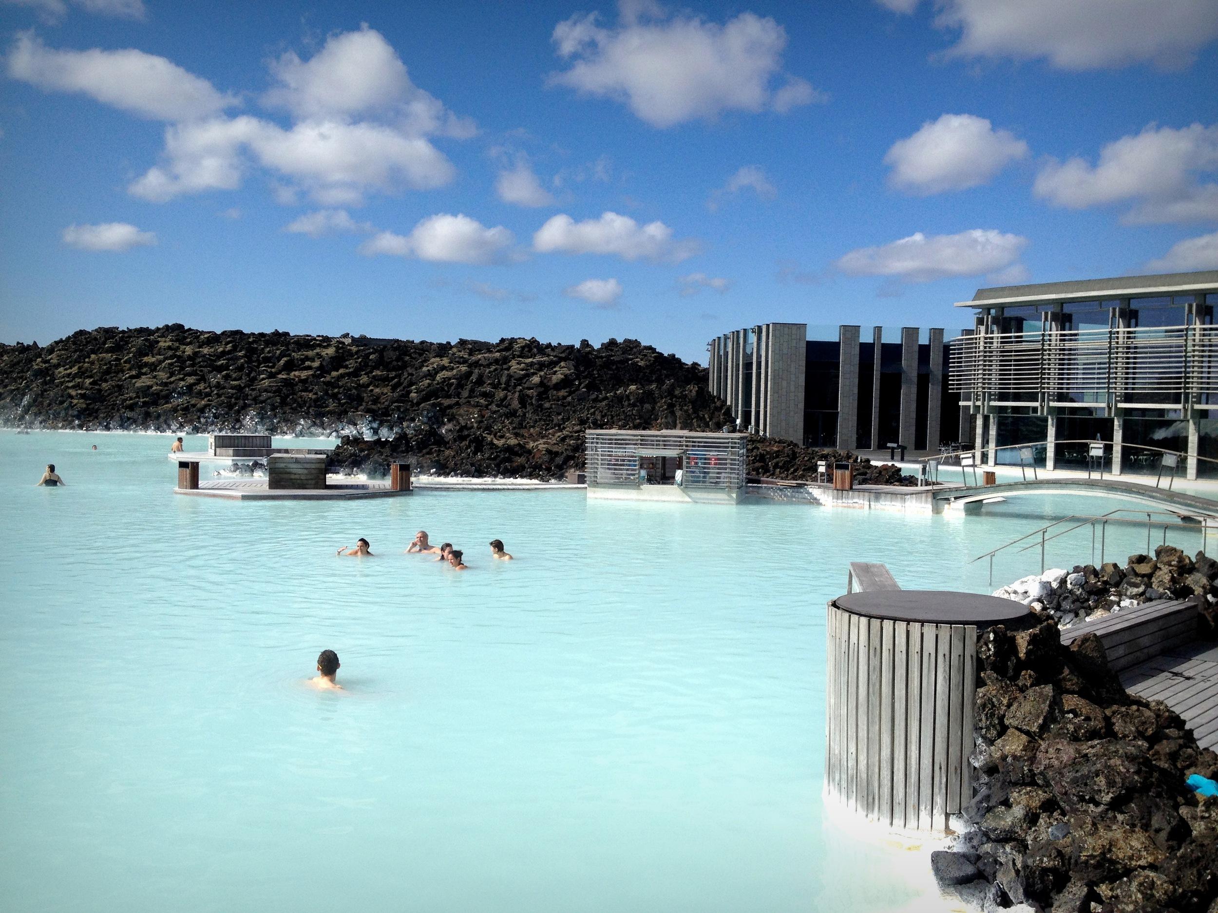12. Blue Lagoon – Iceland
