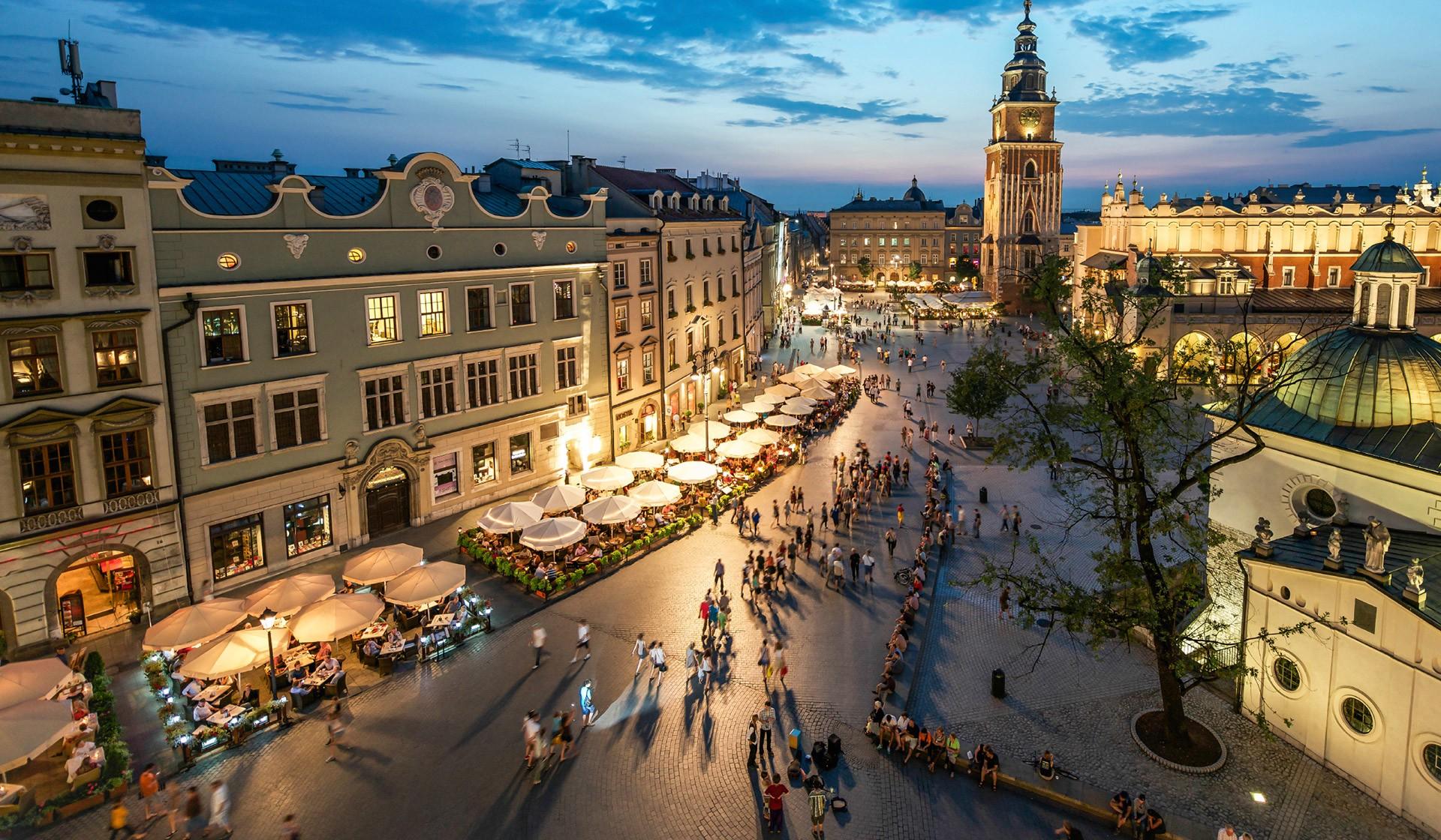 16. Cracow – Poland
