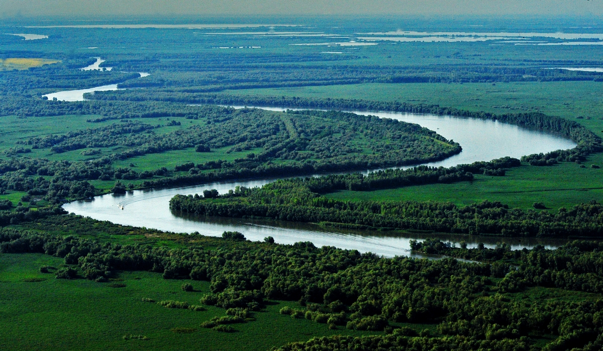 14. Danube Delta – Romania