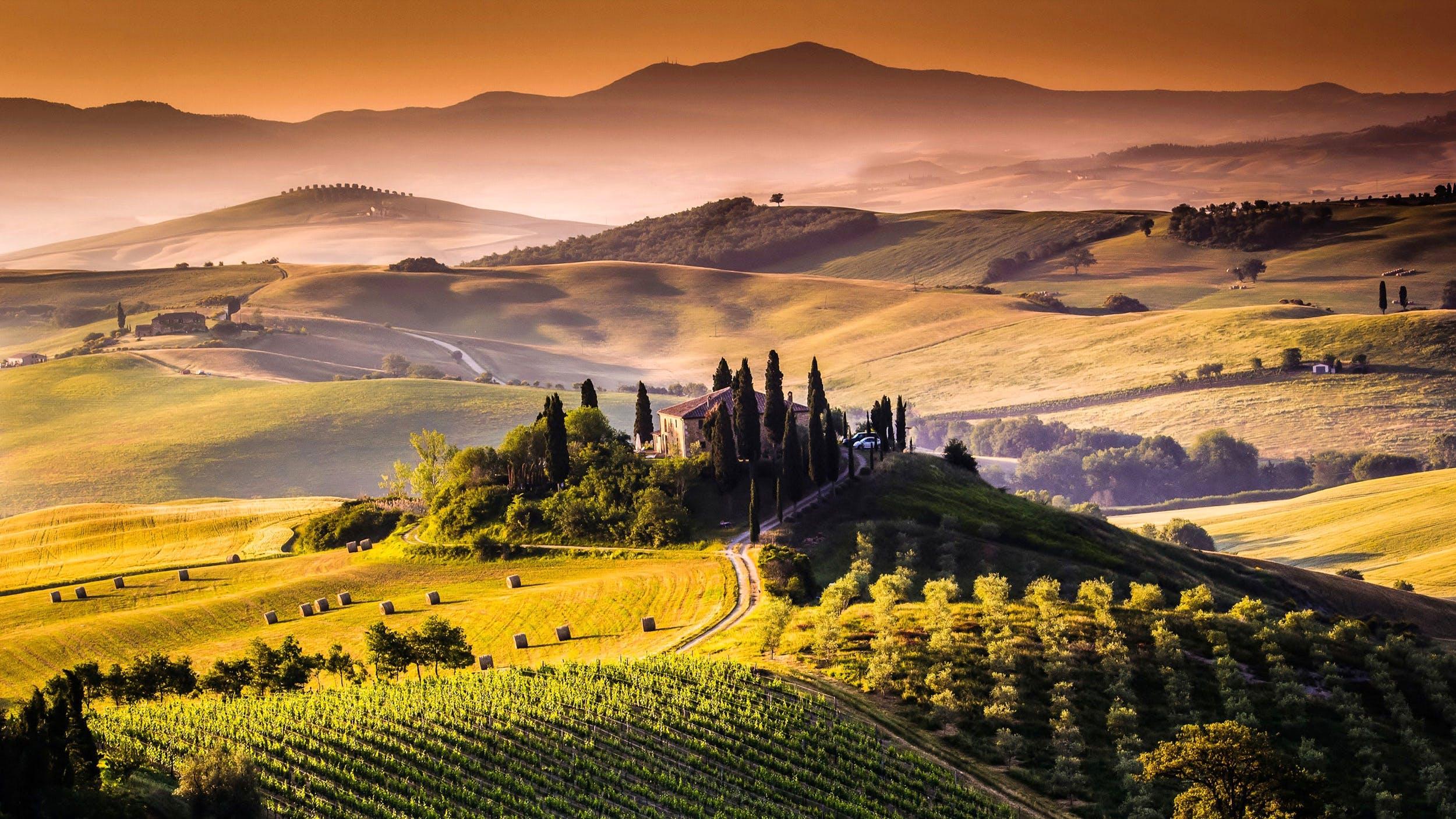 6. Toscana– Italy